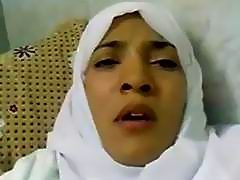 Wonderful Egyptian arabic hijab girl fucked in hospital